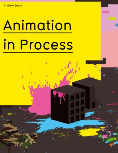 Animation In Process by Andrew Selby